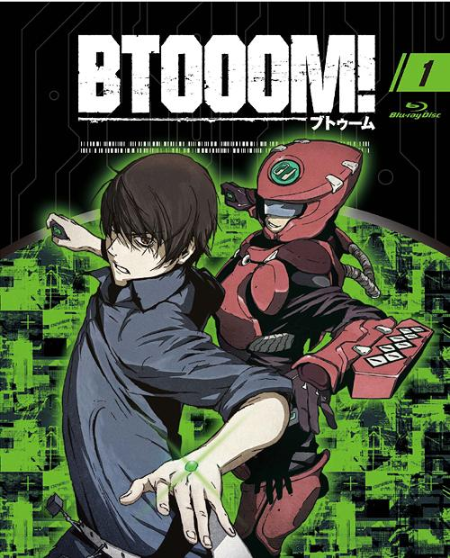 Btooom! - Original Soundtrack 1